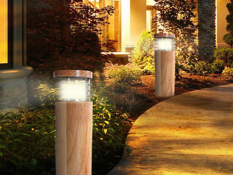 Lawn Lamp Application places