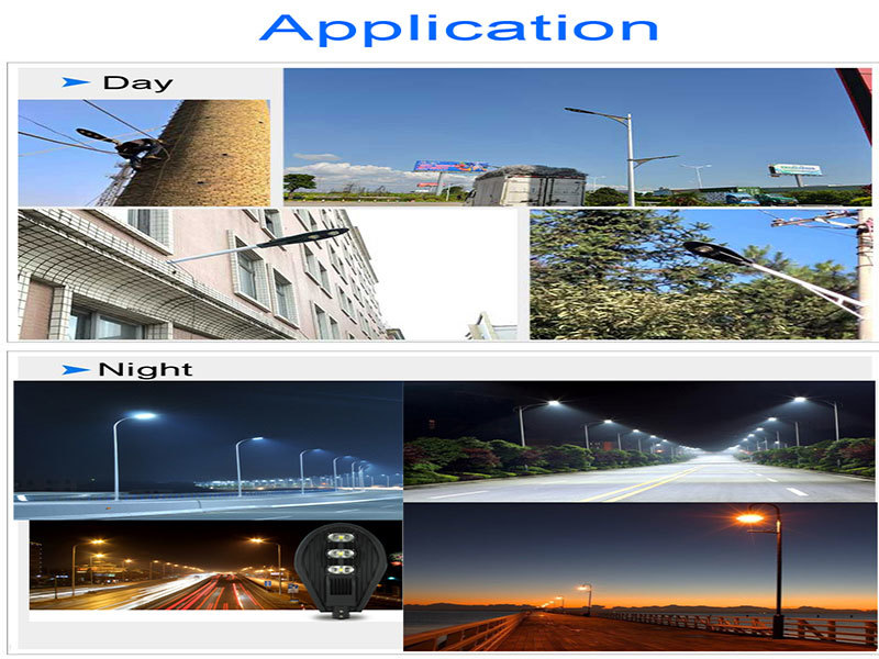 Street Light Application places