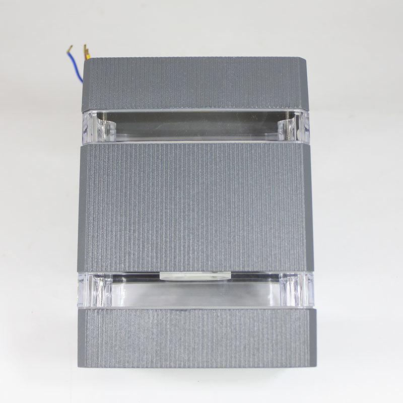 Kons 10W LED Lawn Light Aluminum+PVC housing IP65 Lawn light image1
