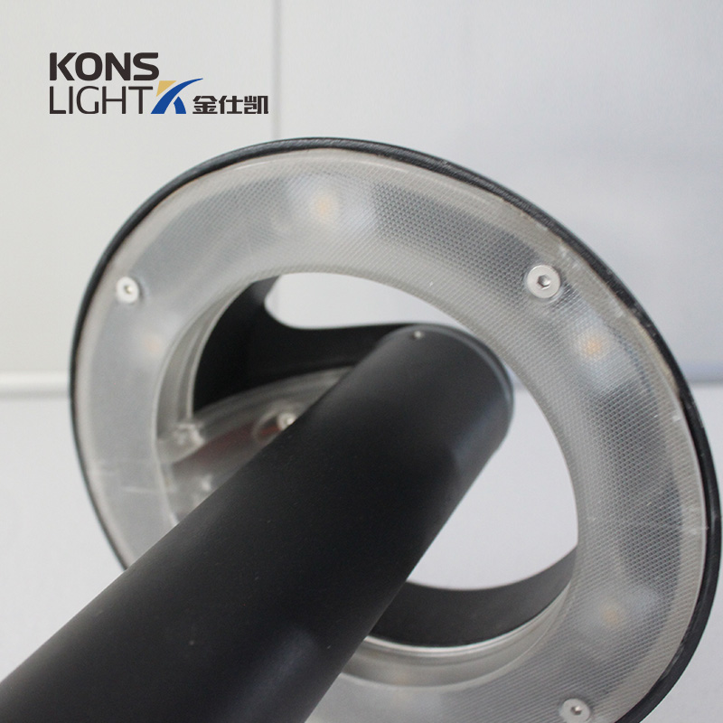 Kons-Lawn Light Manufacture | 10w Led Lawn Light Aluminum+pvc Housing Ip65-1