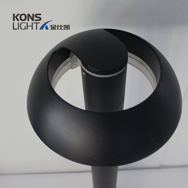 Kons-Lawn Light Manufacture | 10w Led Lawn Light Aluminum+pvc Housing Ip65