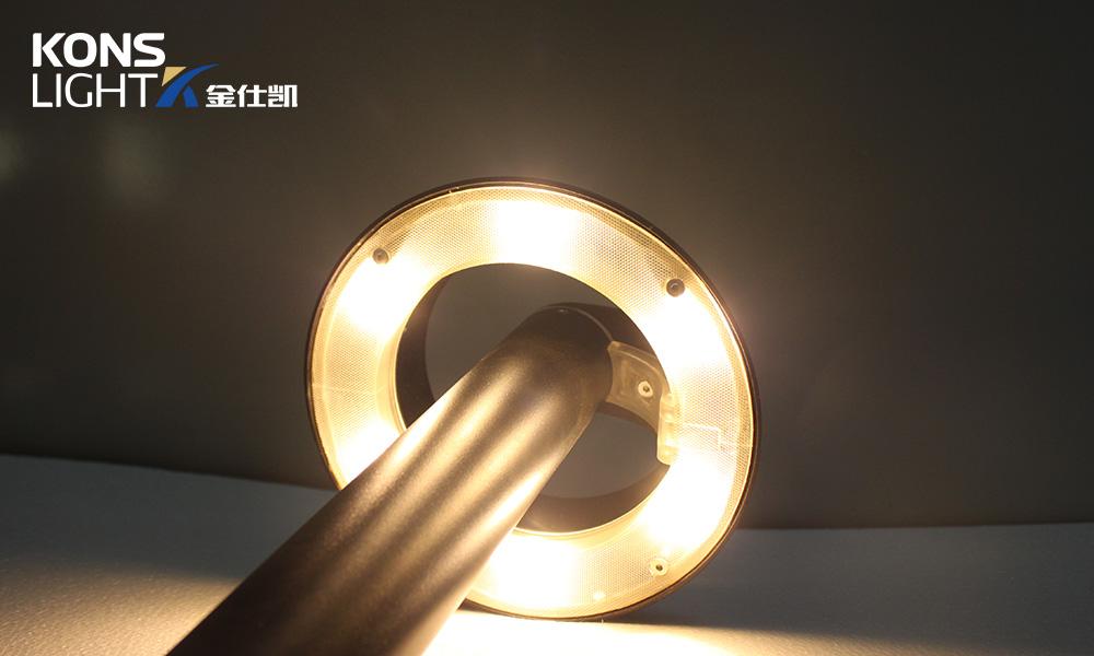 Kons-High-quality 10w Led Lawn Light Aluminum+pvc Housing Ip65
