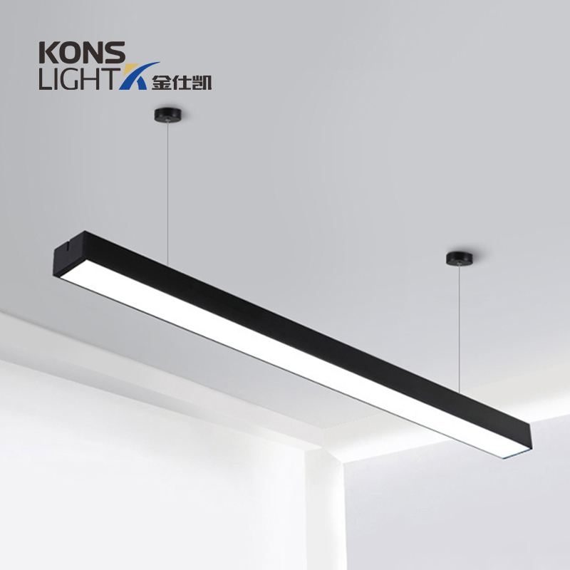 9-72W LED Pendant Panel Light 3000K-6000K Modern Concise Style