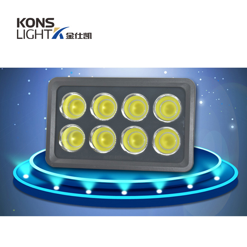 LED COB Flood Light High Luminous 50W-600W Tempered Glass+ Aluminum 3000K-6000K