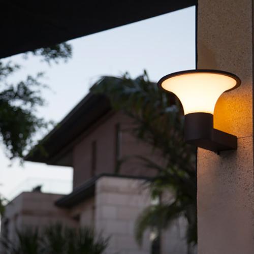 contemporary outdoor wall lights cob Bulk Buy tempered Kons