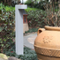 Quality Kons Brand garden post lights aluminum pvc