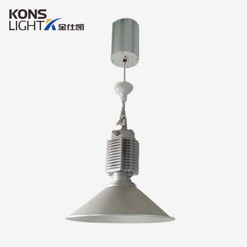 50W Lighting Lifter Lighting Weigh 3-15KG Heigh <15m IP55 Double steel wire structure