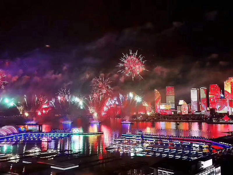 Qingdao renderings