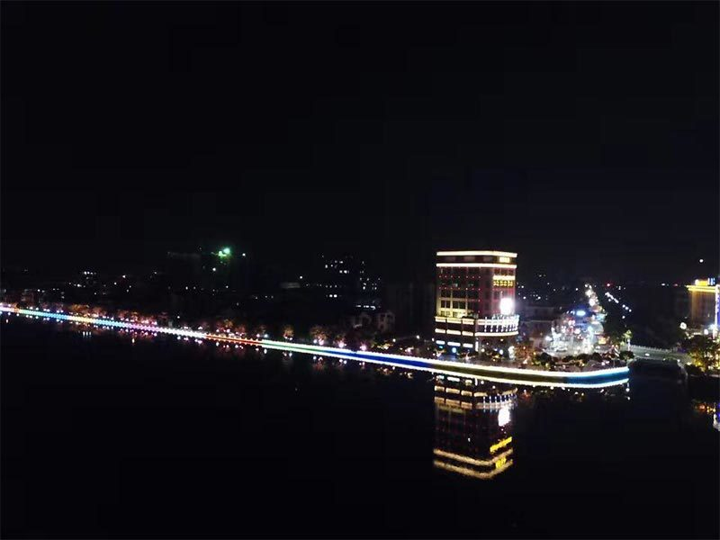 Henglan 'Both Sides of a River' Lighting Projects Scene