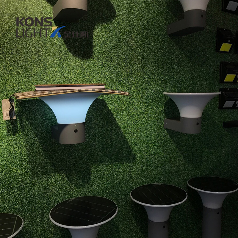 Kons-Professional Solar Wall Light Wall Mounted Solar Lights Supplier