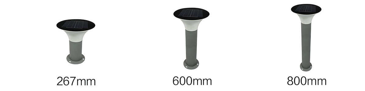 Kons-Professional Solar Powered Lawn Lights Outdoor Lawn Lights Manufacture