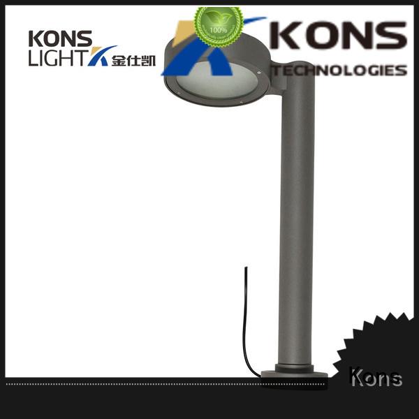 waterproof led lawn light aluminum Kons company