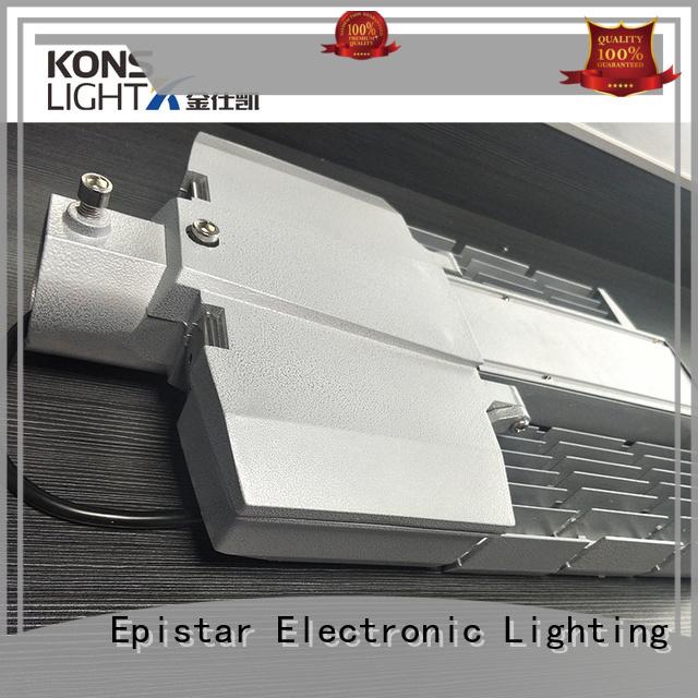 brand friendly warranty chip new led street lights Kons Brand