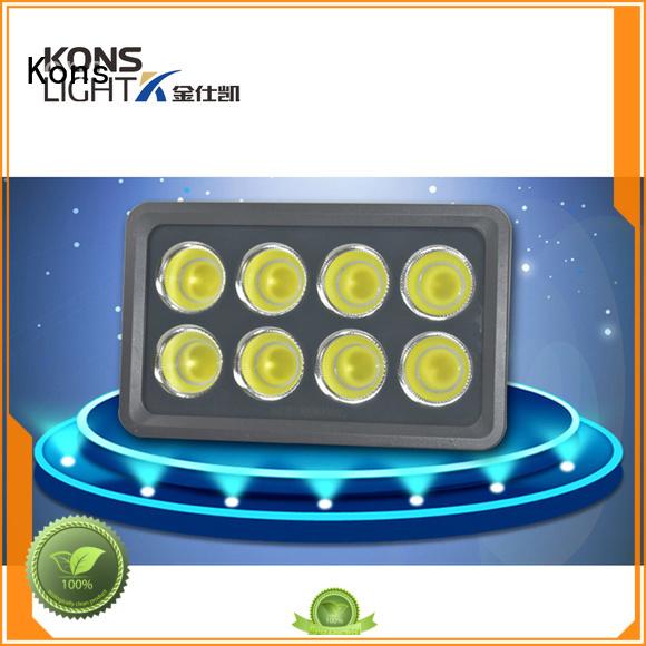 uv beam cracking Kons Brand led flood light manufacturers manufacture