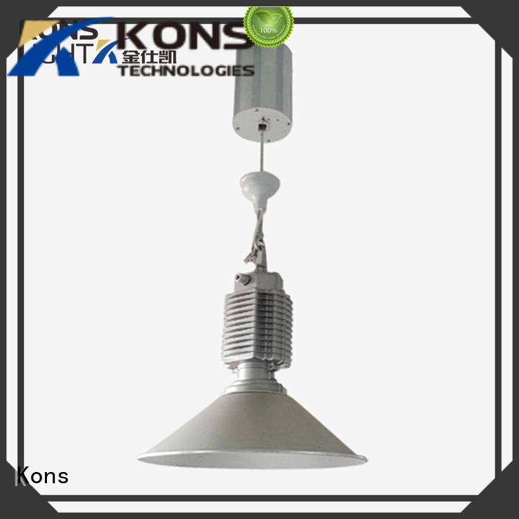 shockproof Custom windproof lighting lifts wire Kons
