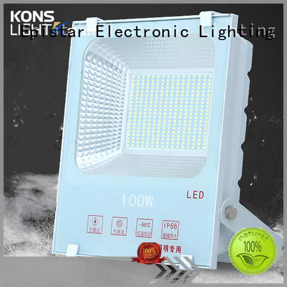 mini tempered OEM led garden flood lights Kons