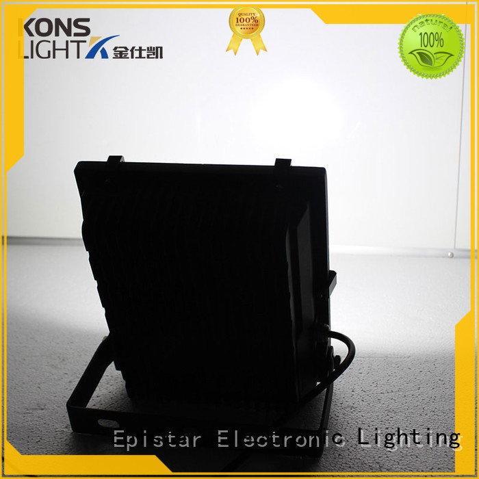 aluminum Custom irradiation led garden flood lights cracking Kons