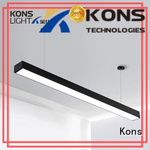 circular warranty led Kons Brand led office lighting manufacture