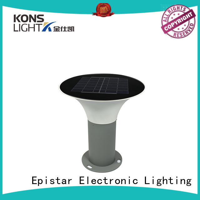 outdoor lawn lights switch aluminium ip65 Kons Brand company