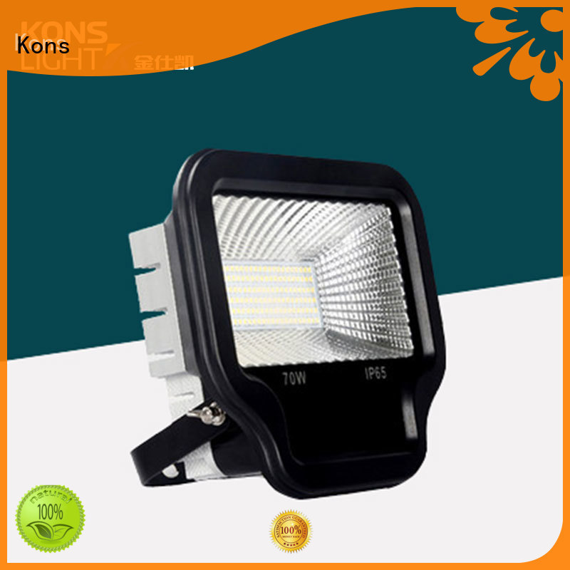 Kons Brand acrylic distance led flood light manufacturers ip66 supplier