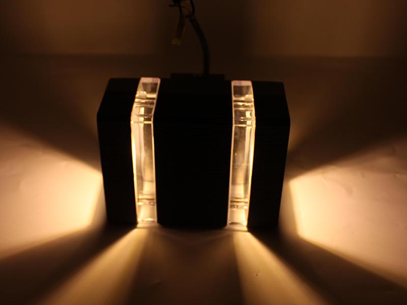 Kons-Find Led Garden Wall Lights 6w Bothway Led Wall Light Cob Led Chip Aluminum-1