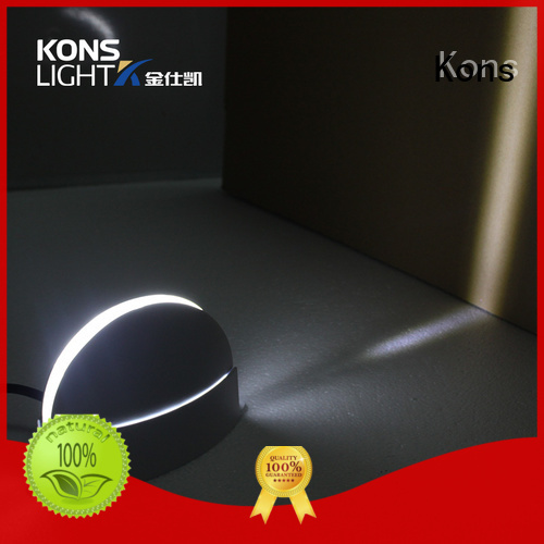 waterproof underwater windows Kons Brand wall washer light factory
