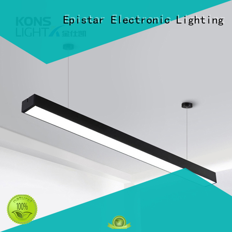 Kons Brand concise years led office lighting circular