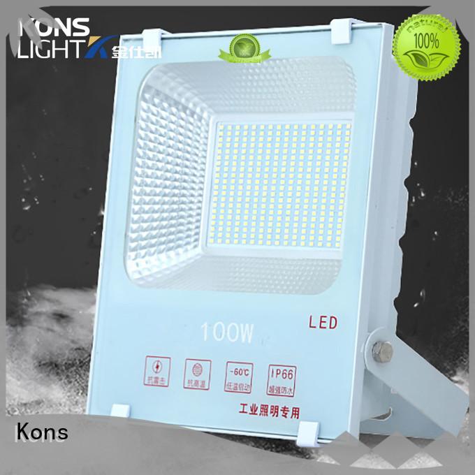 ip66 led flood light manufacturers cob Kons company