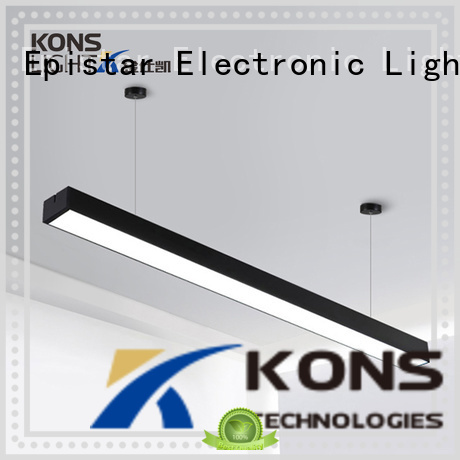 led office lighting years warranty square Kons Brand company