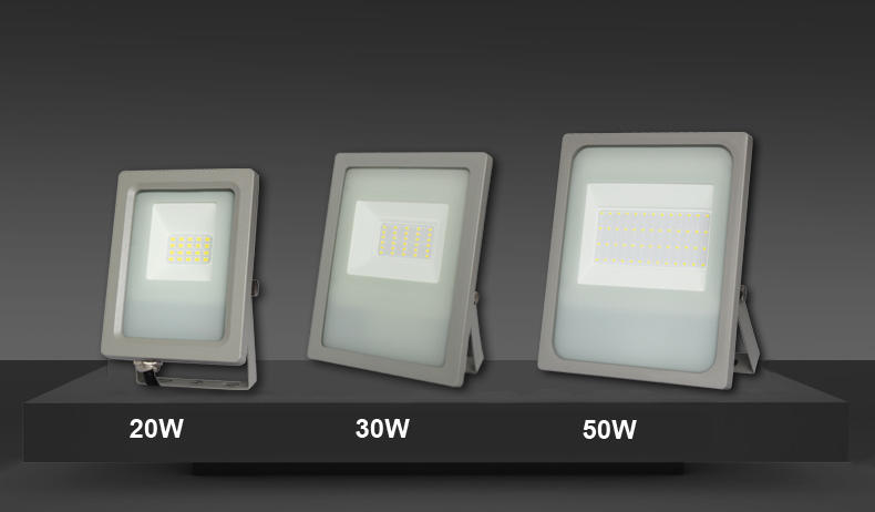 Kons-High-quality Led Flood Lights Outdoor High Power | Led Smd20w-200w 3 Years