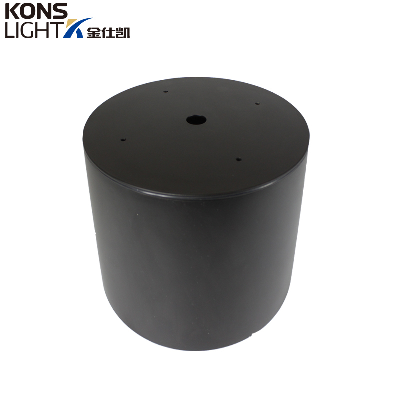 LED Downlight 35W Black Die-Casting Aluminum