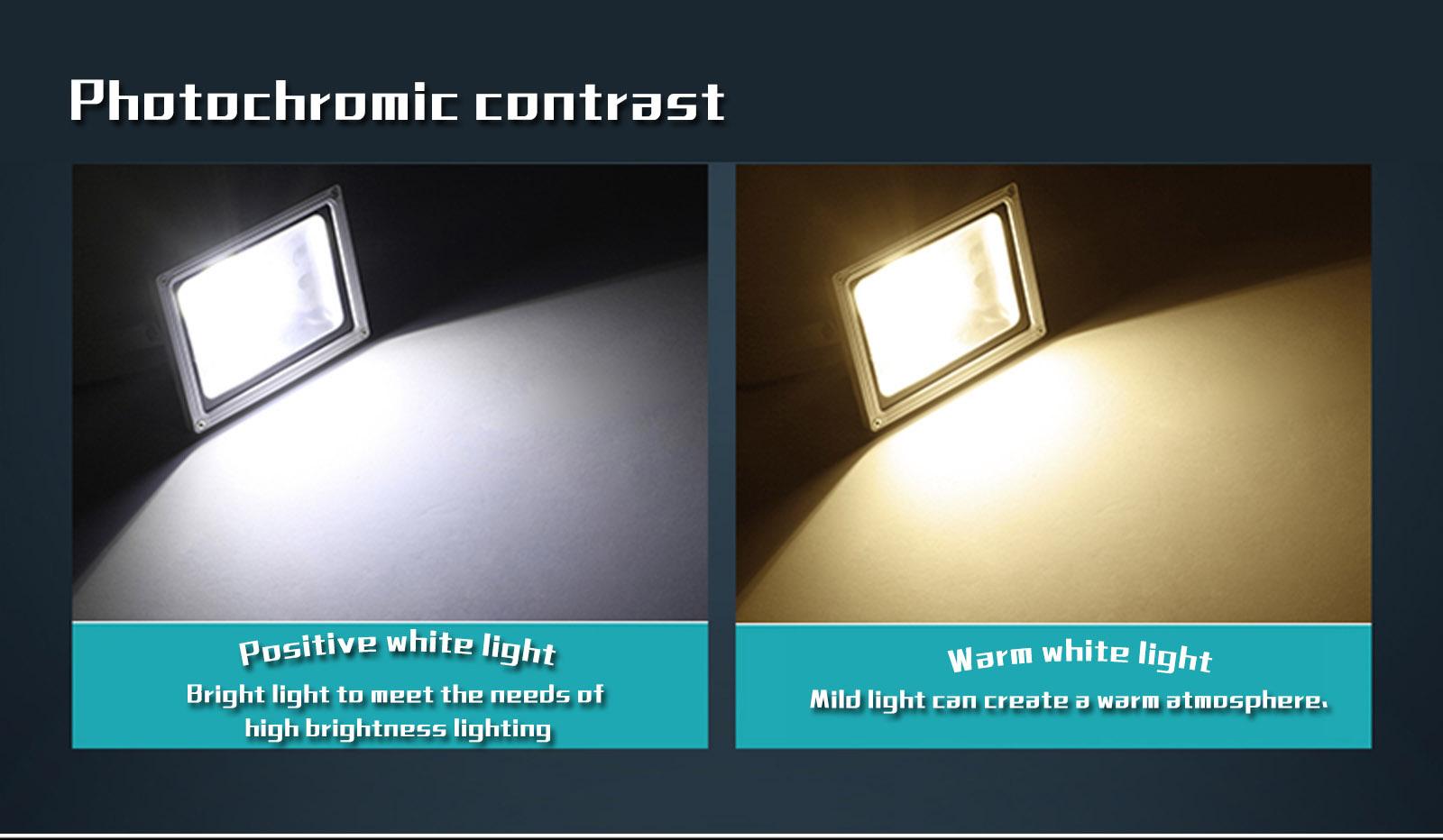 Kons Brand diecasting resistance pressure led flood light manufacturers