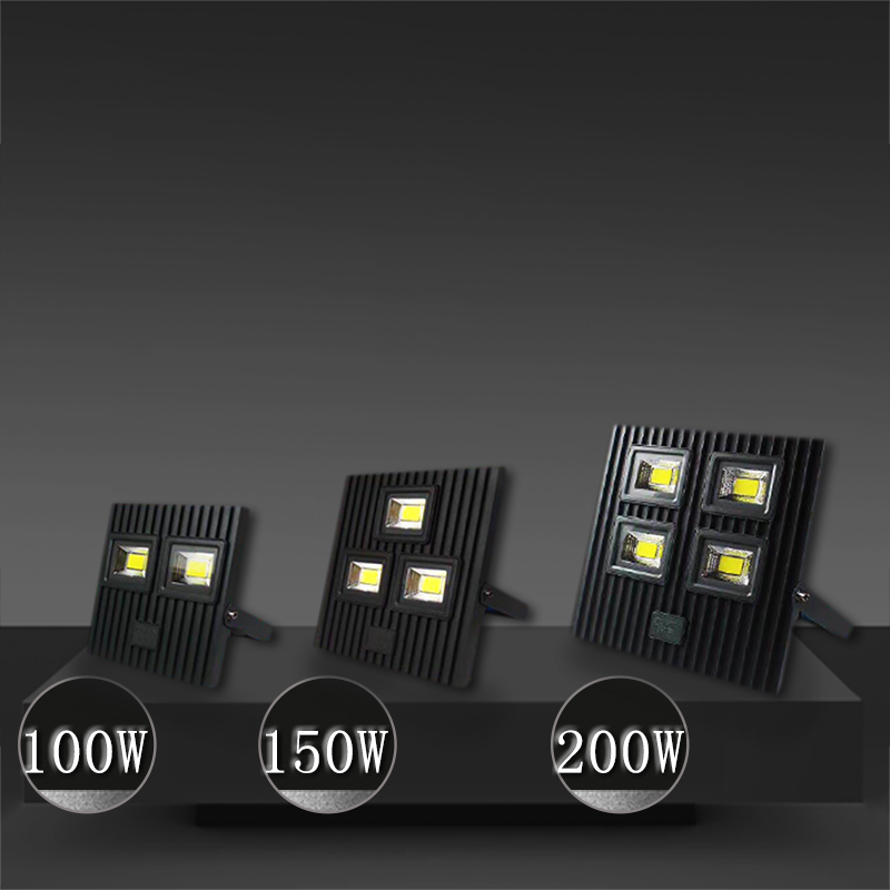 Kons-Manufacturer Of Led Flood Light Fixtures Outdoor Waterproof Led Spotlight