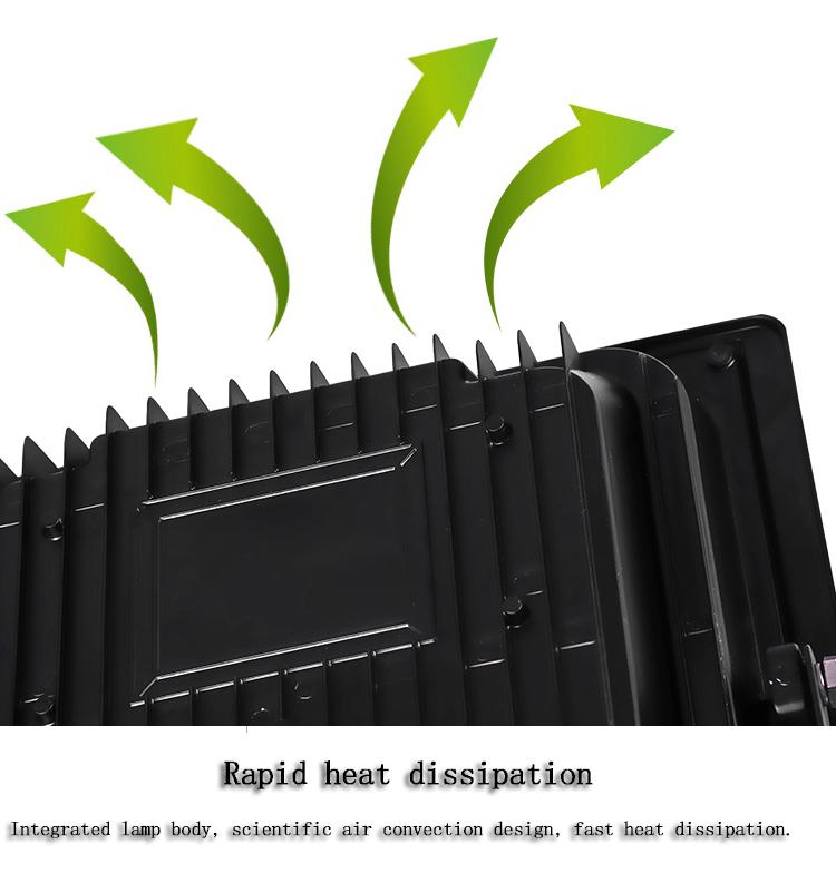 corrosion resistance Kons Brand led garden flood lights