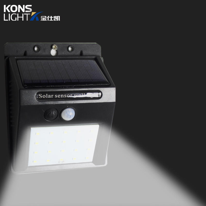 Kons-Find Solar Led Wall Light solar Powered Wall Lights On Epistar Electronic-1