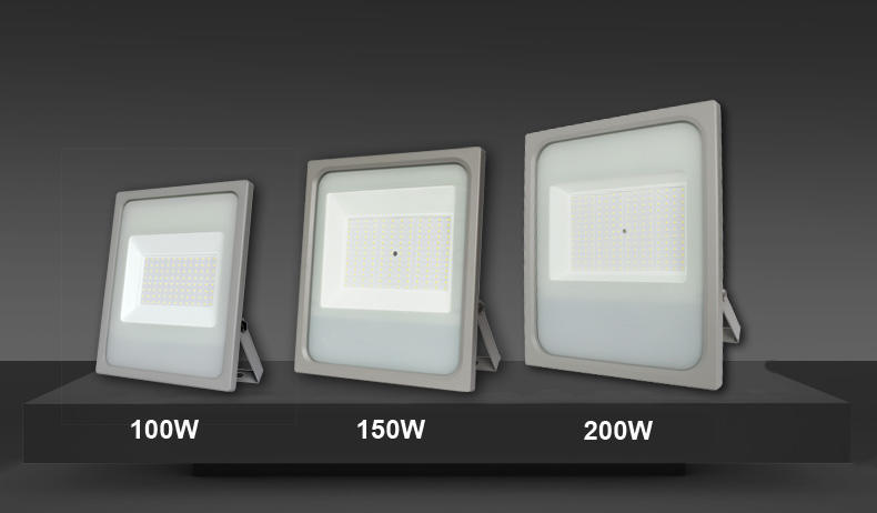 Kons-High-quality Led Flood Lights Outdoor High Power | Led Smd20w-200w 3 Years-1