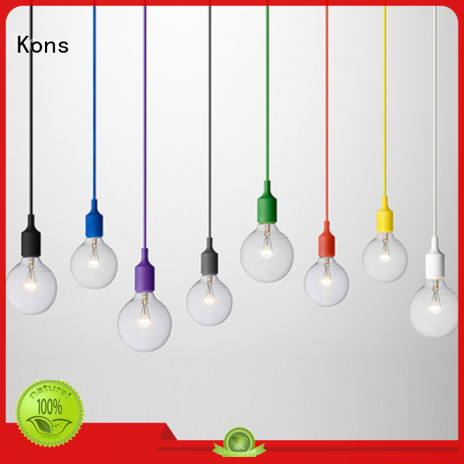 Kons Brand led lamp cover pendant ceiling light