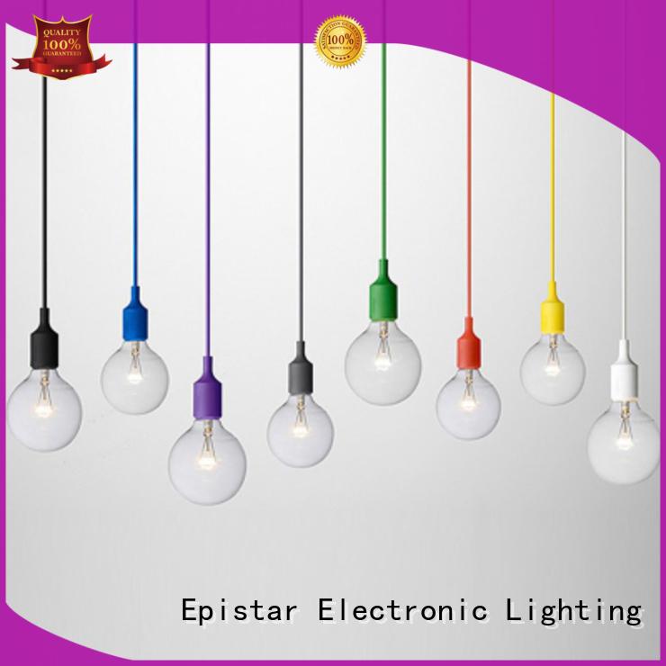 Wholesale nylon plastics ceiling light Kons Brand