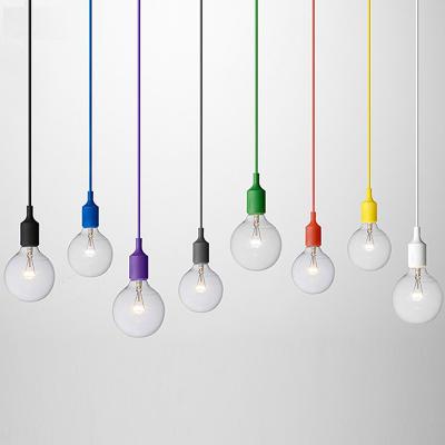 Kons-Hanging Ceiling Lights   Led Hanging Light Cover-plastics+nylon Pendant