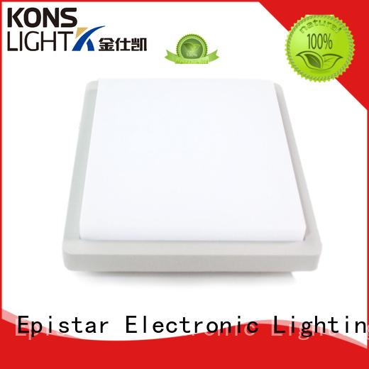 years aluminum square diecasting led office lighting Kons Brand
